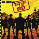 Return Of The Ugly (CD)