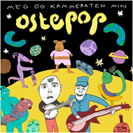 Ostepop (m/DVD + Notehefte) (CD)
