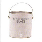 The Many Colours Of Blaze (CD)