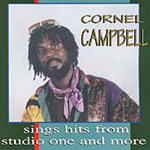 Cornel Campbell Sings Hits From Studio One And More (CD)