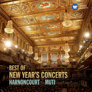 Best Of New Year's Concerts (97, 00 & 01) (CD)