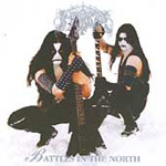 Battles In The North (CD)