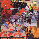 Battle Of Armagideon (CD)
