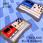 Red And Blue Boxing (CD)