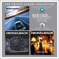 The Triple Album Collection Vol.2 (3CD)