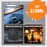 Produktbilde for The Triple Album Collection Vol.2 (3CD)