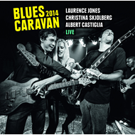 Blues Caravan Live 2014 (m/DVD) (CD)