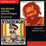 Dadawah - Peace & Love/Nyahbinghi (CD)