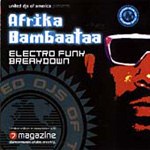 An Electro-Funk Breakdown Mix (CD)