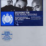 Ministry Of Sound Sessions 10 - The Subliminal Sessions (CD)
