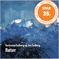 Produktbilde for Røter (CD)