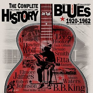 Complete History Of The Blues 1920 1962