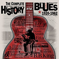 Complete History Of The Blues 1920-1962 (4CD)