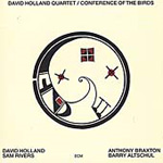 Conference Of The Birds (CD)
