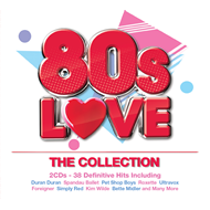 80s Love - The Collection (2CD)