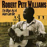 I'm As Blue As A Man Can Be (CD)