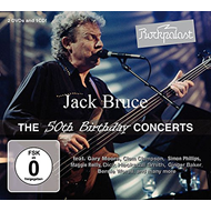 Rockpalast: The 50th Birthday Concerts (CD+2DVD - Sone 0)