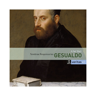 Gesualdo: Tenebrae Responsories )Responses For Holy Week) (2CD)