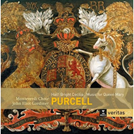 Purcell: Hail! Bright Cecilia & Music For Queen Mary (2CD)