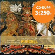 Produktbilde for Purcell: Hail! Bright Cecilia & Music For Queen Mary (2CD)