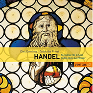 Händel: Dixit Dominus & The Ways Of Zion Do Mourn (2CD)