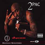 Produktbilde for All Eyez On Me (UK-import) (2CD)
