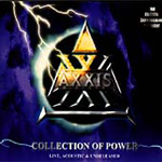 Collection Of Power: Live, Acoustic & Unreleased (CD)