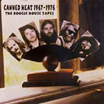 Boogie House Tapes, The: Canned Heat 1967-1976 (CD)