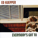 Everybody's Got To (CD)