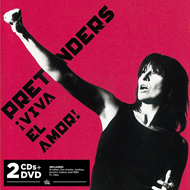 Viva El Amor! - Deluxe Edition (2CD+DVD)