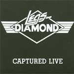 Captured Live (CD)
