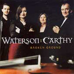 Broken Ground (CD)