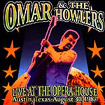 Live At The Opera House, Austin, Texas: August 30, 1987 (CD)