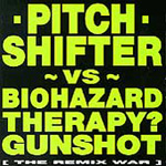 Pitch Shifter Vs... [Remix War, The] [EP] (CD)