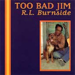 Too Bad Jim (CD)