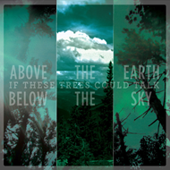 Above The Earth, Below The Sky (CD)