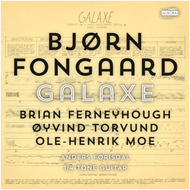 Anders Førisdal - Fongaard: Galaxe (2CD)
