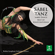 Sabre Dance - Best Of Khatchaturian (CD)