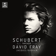 David Fray - Schubert Fantasie (CD)