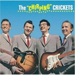 "The ""Chirping"" Crickets (Remastered) (CD)"