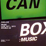 Can Live Music (Live 1971-1977) (CD)