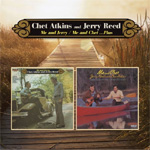 Me And Jerry/Me And Chet (CD)