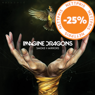 Produktbilde for Smoke + Mirrors (CD)