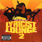 Lyricist Lounge Vol. 2 (CD)