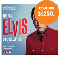 Produktbilde for The Real Elvis 60s Collection (3CD)
