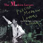 Precise Modern Lovers Order - Live (CD)