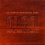 3 Decades Of Man: The Best Of The '70s, '80s & '90s (CD)