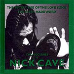 The Secret Life Of The Love Song / The Flesh Made Word (CD)