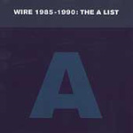The A List: 1985-1990 (CD)