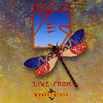 House Of Yes: Live From House Of Blues (CD)